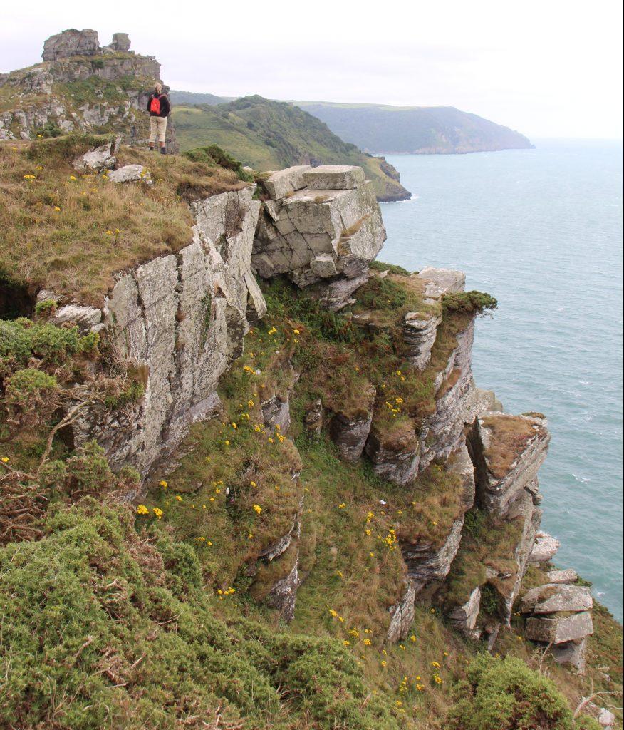 South West Coast Path, Engeland