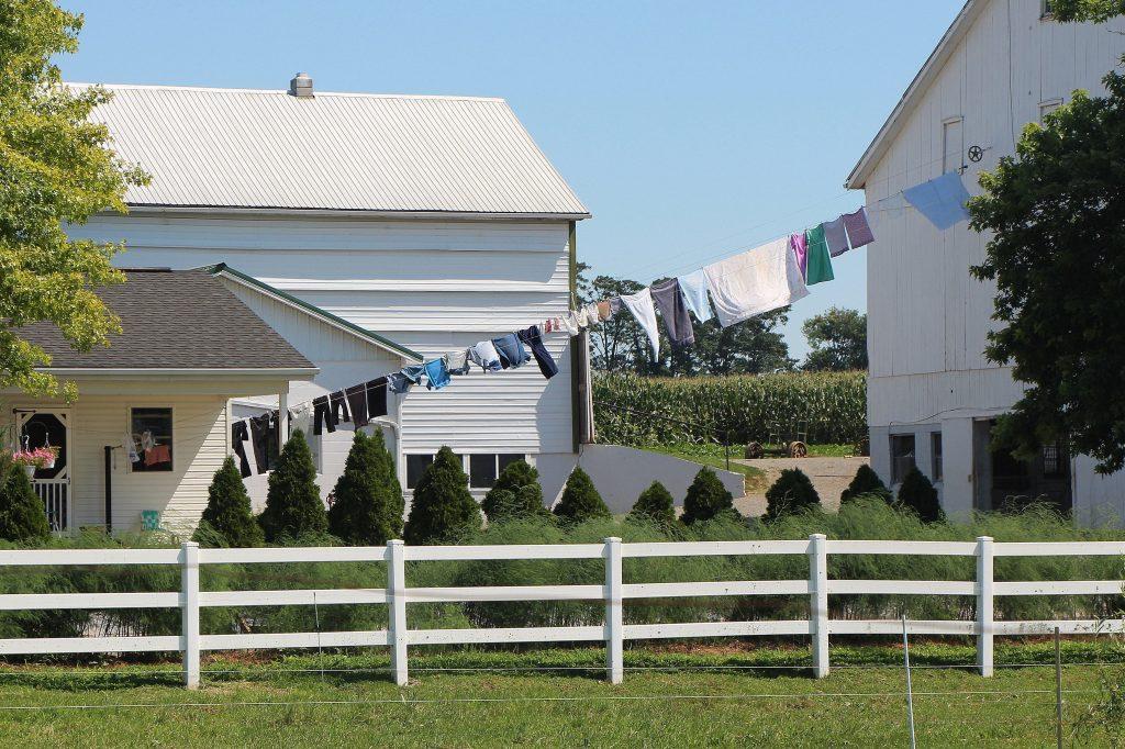 dutch country pennsylvania amish farm boerderij roadtrip amerika usa vs