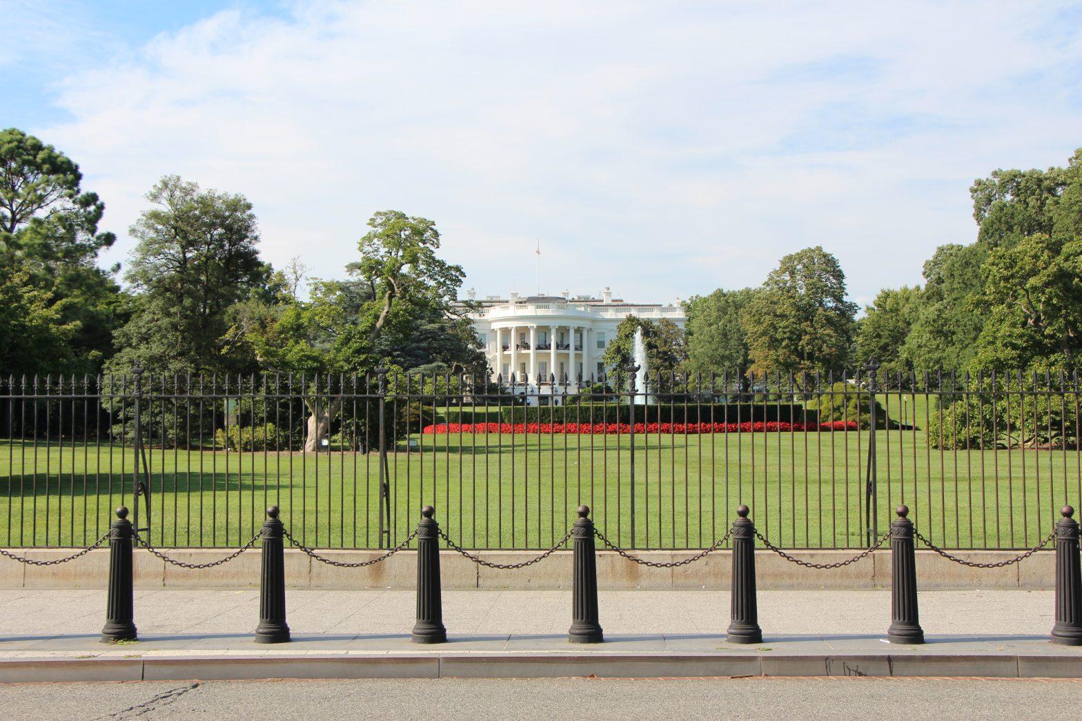 Washington, VS