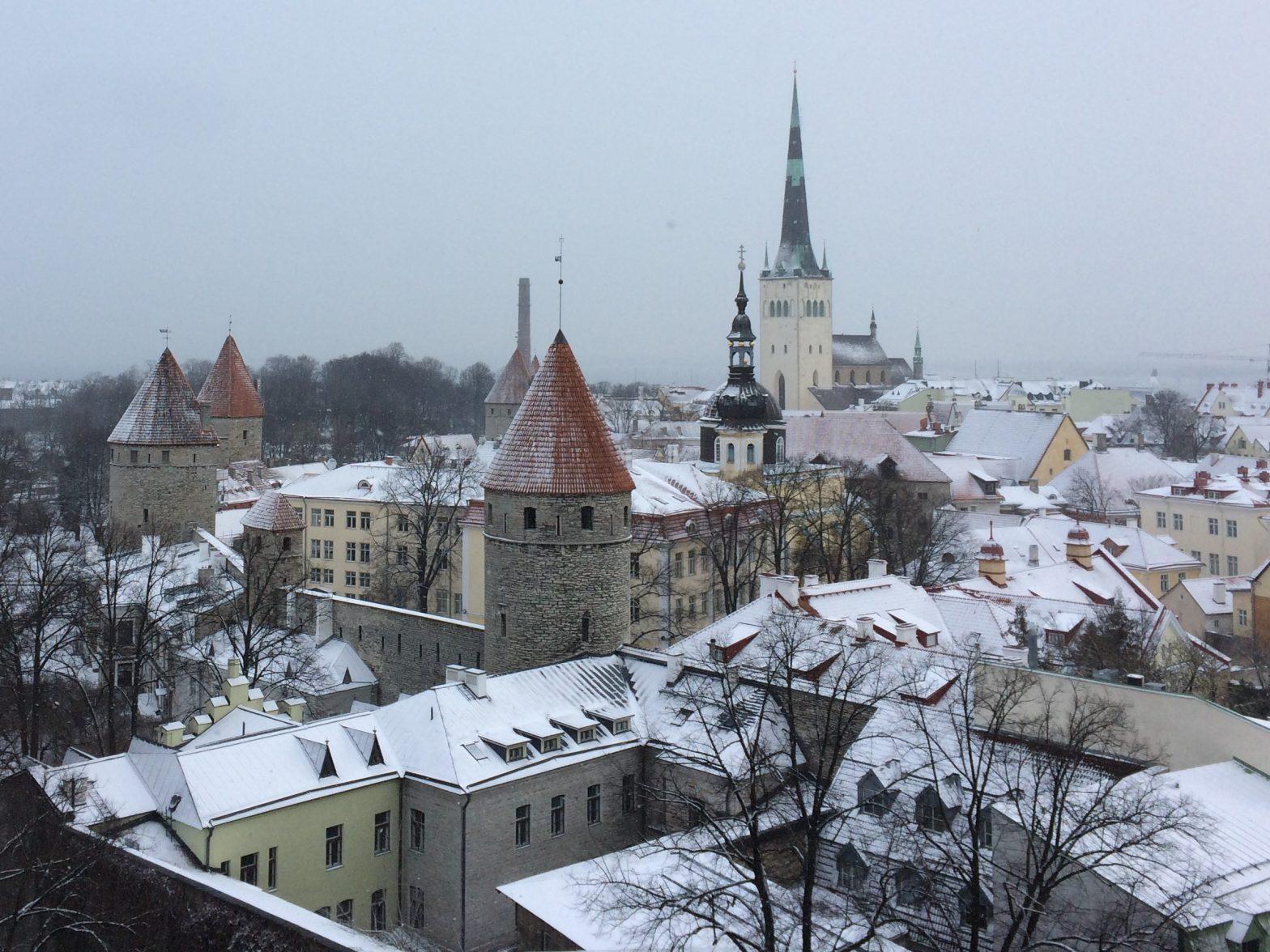 Talinn, Estland