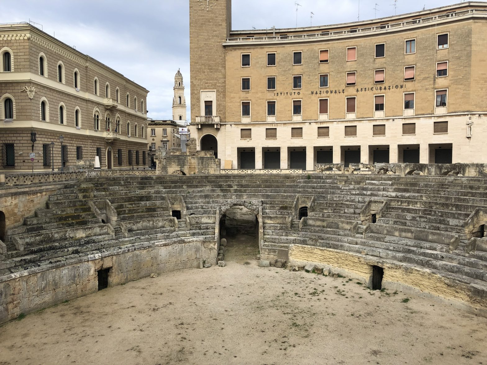 Lecce, Italië