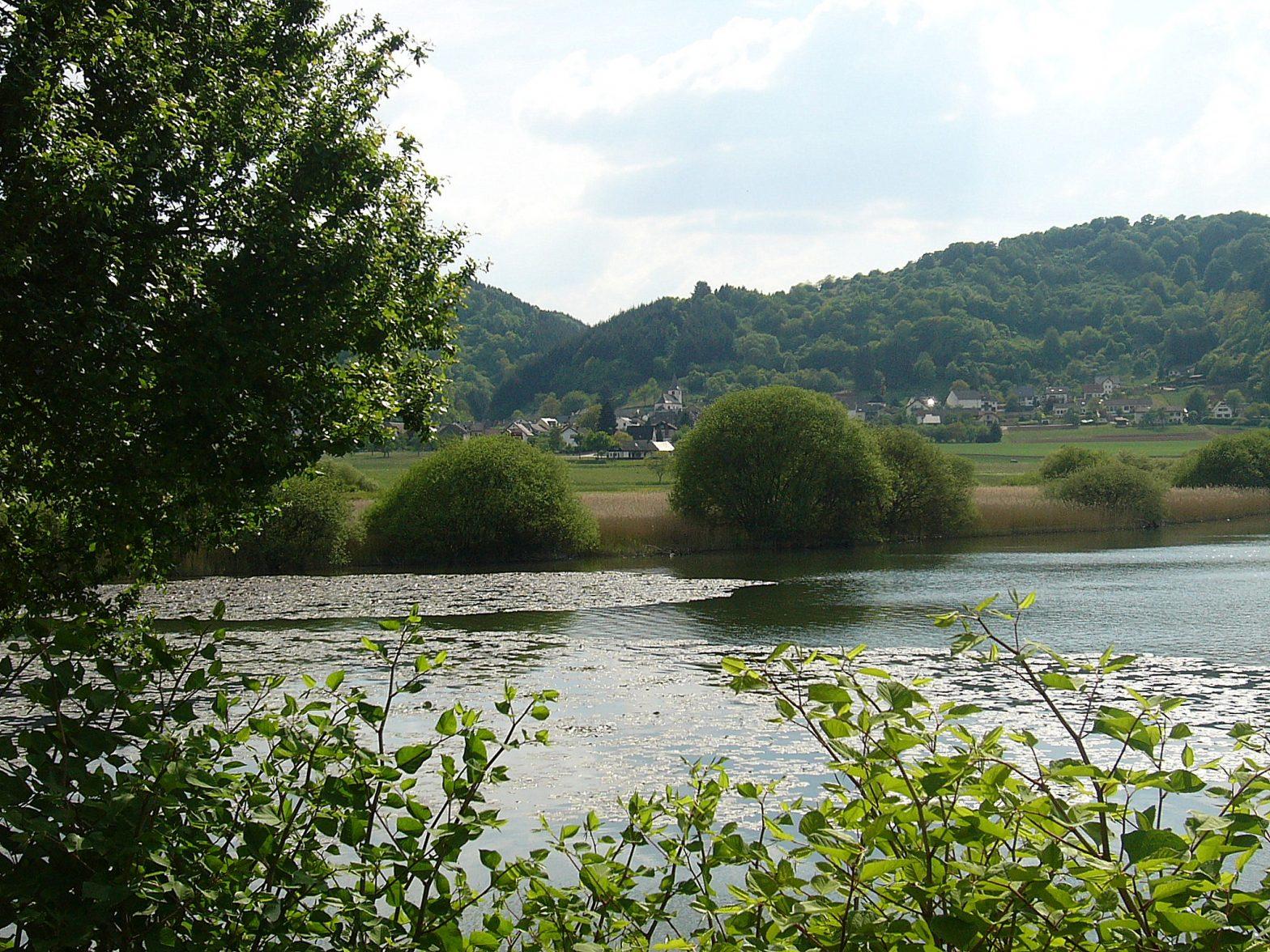 Meerfelder Maar, Duitsland