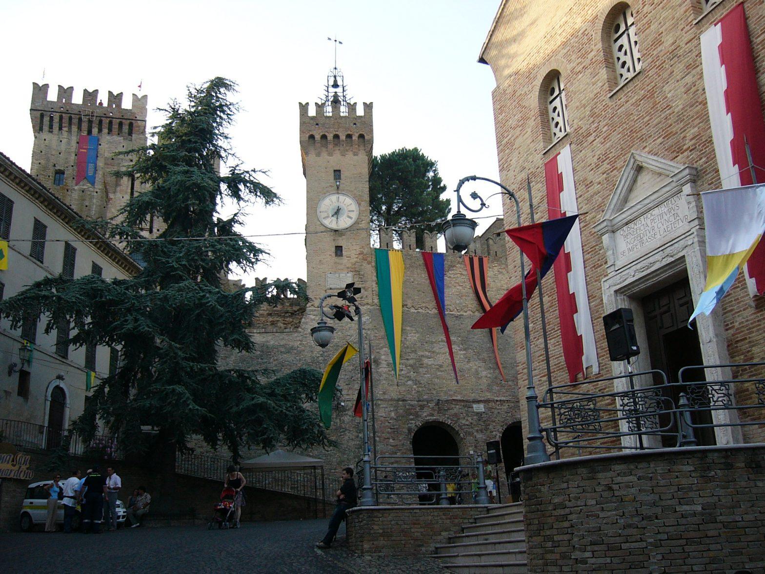 Offagna, Italië