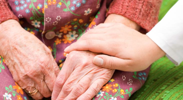 Snoepen met Alzheimer