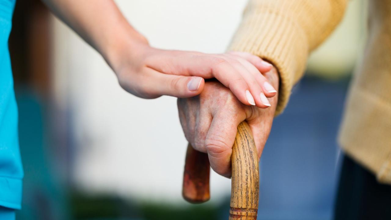 Vegen met Alzheimer